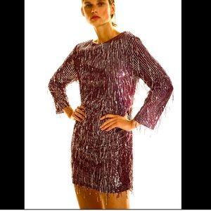 New Zara Festve Season Collection Dress, L